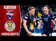 Ross County 2:1 St. Mirren