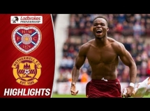 Hearts 2:3 Motherwell