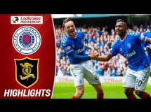 Rangers 3:1 Livingston