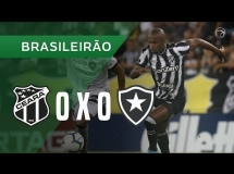 Ceara 0:0 Botafogo