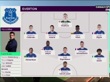 AFC Bournemouth 3:1 Everton
