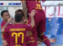 AS Roma 4:2 Sassuolo