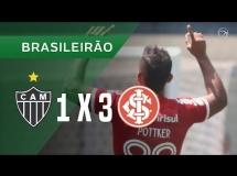Atletico Mineiro 2:2 Internacional