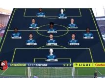 Brest 0:0 Stade Rennes