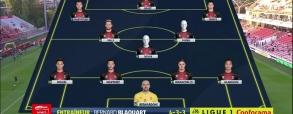 Dijon 0:0 Nimes Olympique