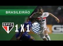 Sao Paulo 1:1 CSA