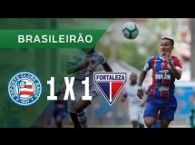 Bahia 1:1 Fortaleza