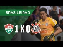 Fluminense 1:1 Corinthians