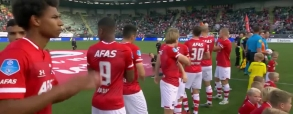 AZ Alkmaar - Sparta Rotterdam