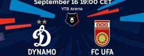 Dynamo Moskwa 0:0 FC Ufa