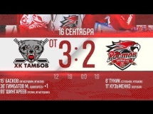 FC Tambow 2:2 FK Rostov