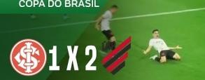 Internacional - Atletico Paranaense