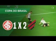 Internacional 1:2 Atletico Paranaense