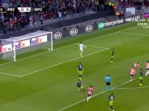 PSV Eindhoven 3:1 Sporting Lizbona