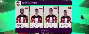 Southampton 1:3 AFC Bournemouth