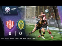 Union Santa Fe 0:0 Rosario Central