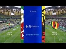 Lechia Gdańsk 2:0 Korona Kielce