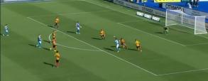 Lecce 1:4 Napoli