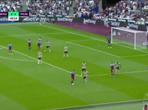 West Ham United 2:0 Manchester United