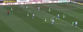 Worskła Połtawa 1:2 Dynamo Kijów