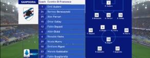 Sampdoria 1:0 Torino