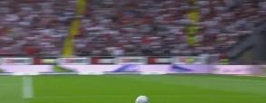 Eintracht Frankfurt 2:2 Borussia Dortmund