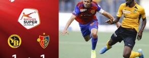 Young Boys 1:1 FC Basel