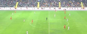 Yeni Malatyaspor 1:1 Galatasaray SK