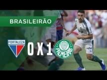 Fortaleza 0:1 Palmeiras
