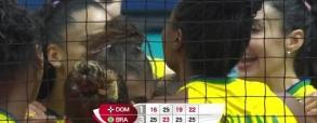 Dominikana 1:3 Brazylia