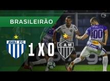 Avai FC 1:0 Atletico Mineiro