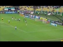 Fluminense 1:1 Santos