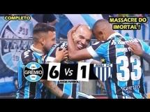 Gremio 6:1 Avai FC