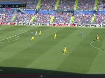 Getafe CF 0:2 FC Barcelona