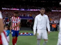Atletico Madryt 0:0 Real Madryt
