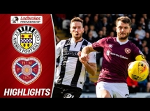 St. Mirren 0:0 Hearts
