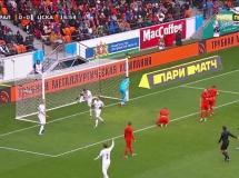 Urał Jekaterynburg 0:3 CSKA Moskwa