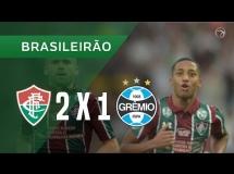 Fluminense 2:1 Gremio