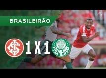 Internacional 1:1 Palmeiras