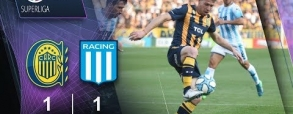Rosario Central 1:1 Racing Club
