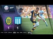 Rosario Central 1:1 Racing Club