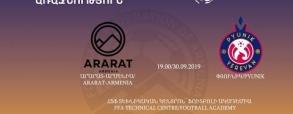 Ararat-Armenia - Pyunik