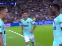 FC Barcelona 2:1 Inter Mediolan