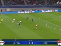 RB Lipsk 0:2 Olympique Lyon