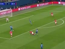 Zenit St. Petersburg 3:1 Benfica Lizbona