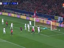 Lille 1:2 Chelsea Londyn