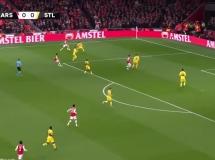 Arsenal Londyn 4:0 Standard Liege