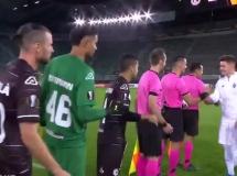 Lugano 0:0 Dynamo Kijów