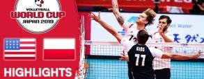 USA 3:2 Polska