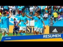 Sporting Cristal 3:0 Real Garcilaso
